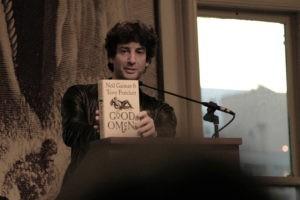 """Co łączy Neila Gaimana, Terrego Pratchetta i Douglasa Adamsa? – cz.2 – wokół powieści """"Dobry omen"""""""