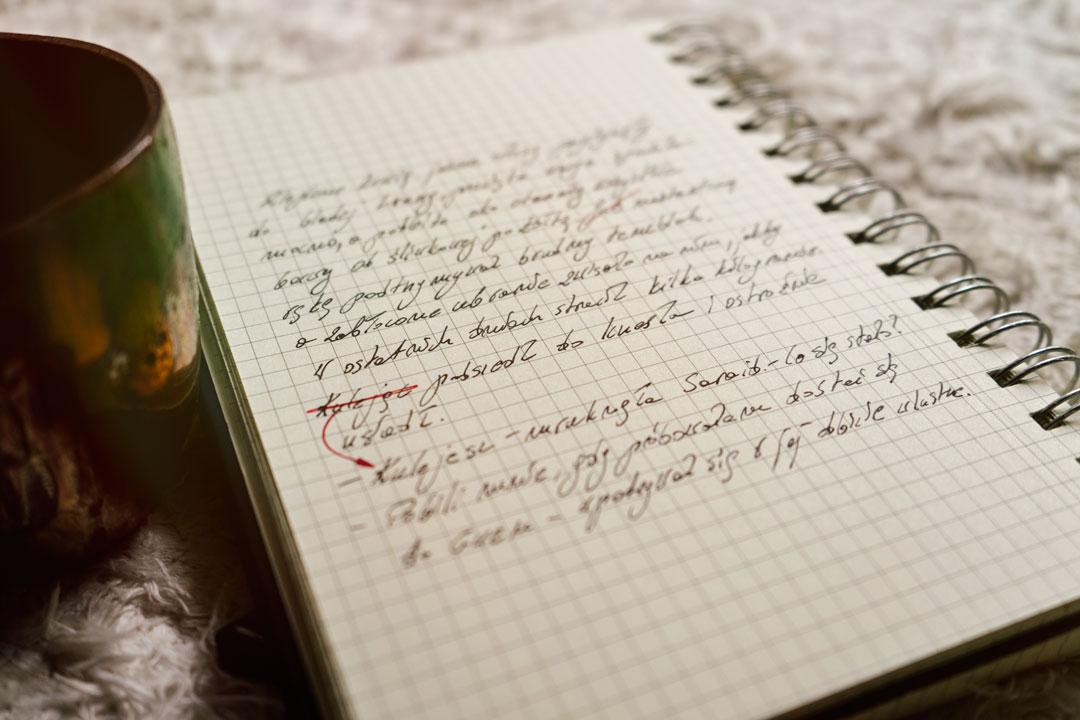Praca nad tekstem krok po kroku – case study